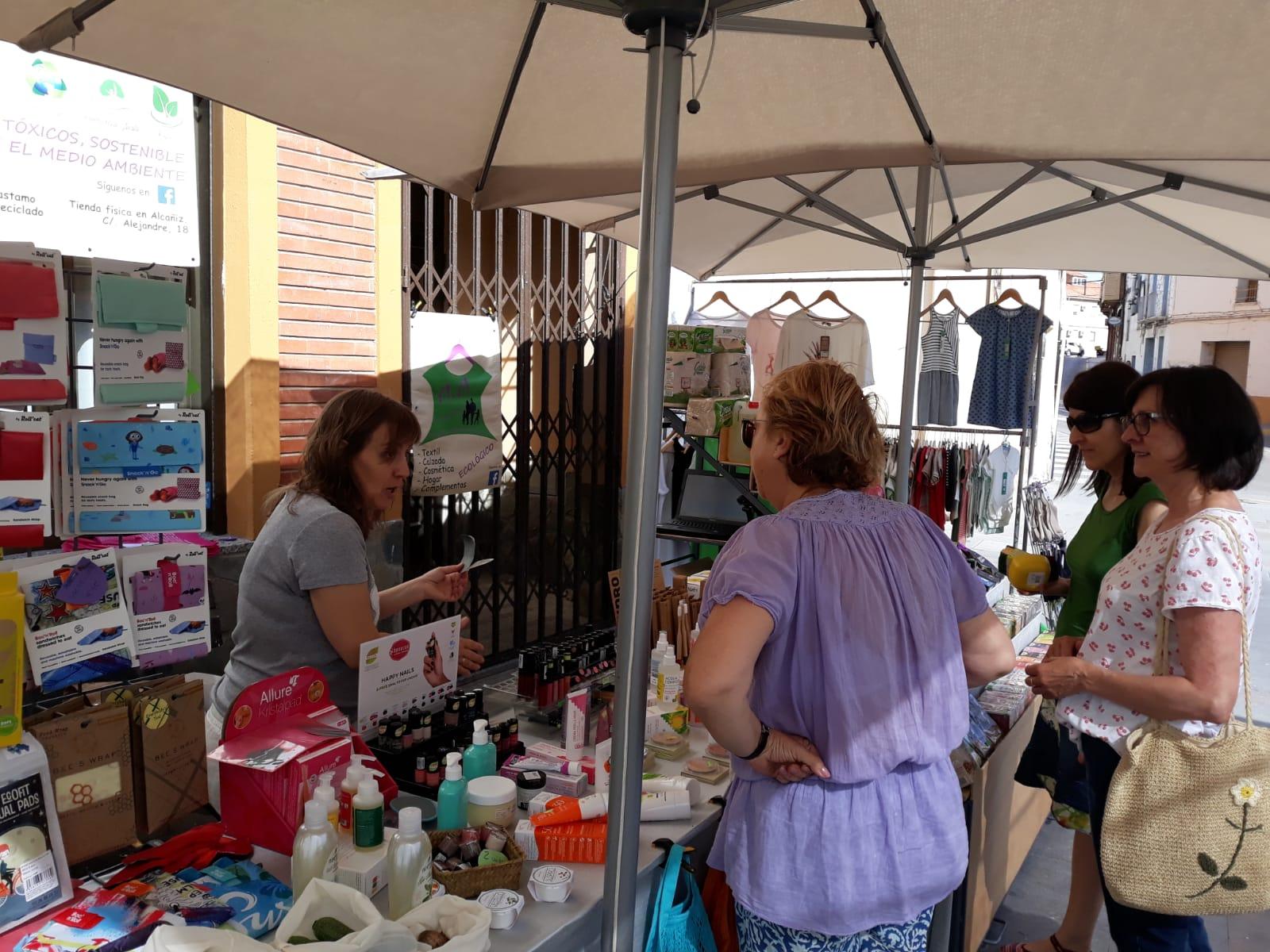 MyM Ecofashion - Mercado Agroecológico Teruel