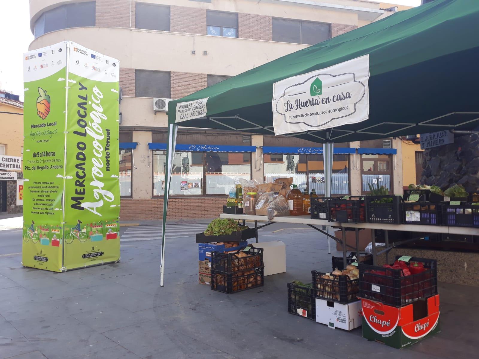 La huerta en casa - Mercado Agroecológico Teruel