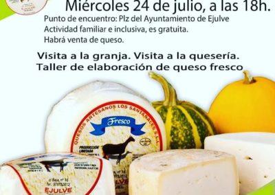 Agroexperiencia Quesos Los Santanales