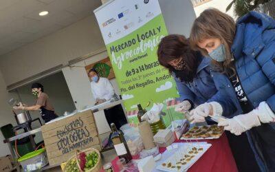 Agroexperiencia en Ráfales con naturalmente Bio