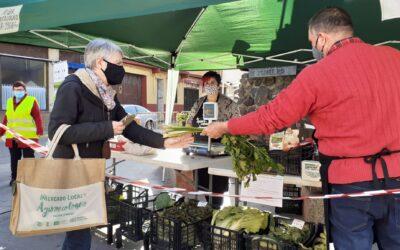 Mercado agroecológico local y norte Teruel 19 de noviembre 2020