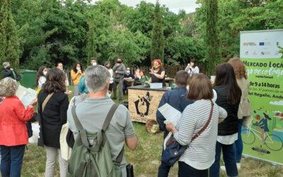 Agroexperiencia en Alloza, con La Ojinegra